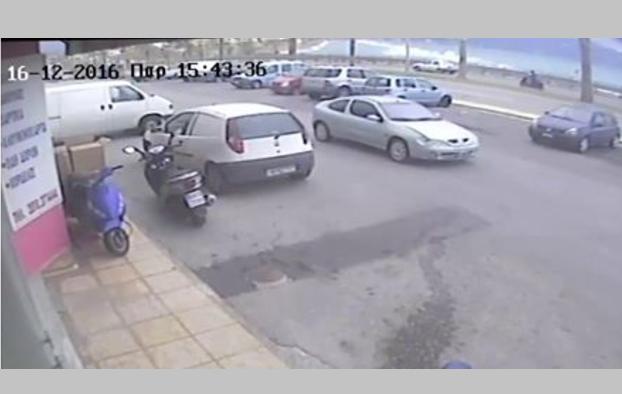 Αναζητείται ο οδηγός που τραυμάτισε σοβαρά βρέφος