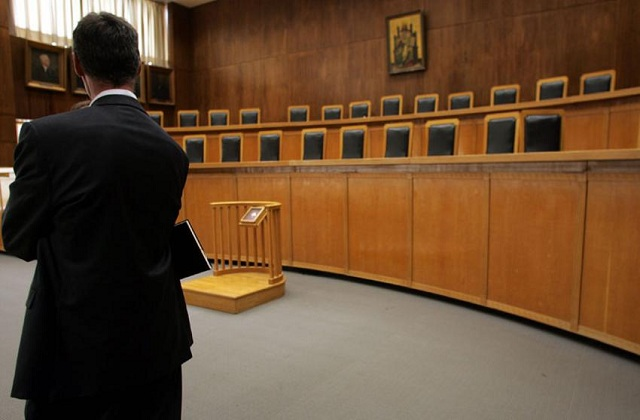 Μειώθηκαν κατά χιλιάδες οι παραστάσεις στα δικαστήρια του Βόλου