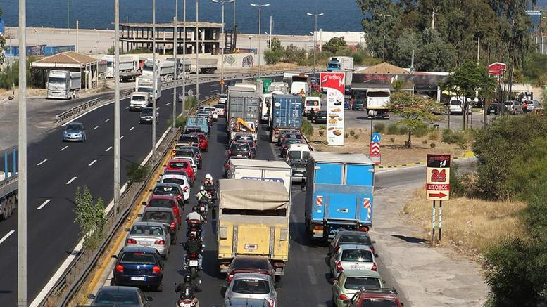 ΓΓΔΕ: Καμία παράταση στην καταβολή των τελών κυκλοφορίας. Πρόστιμα με το νέο έτος