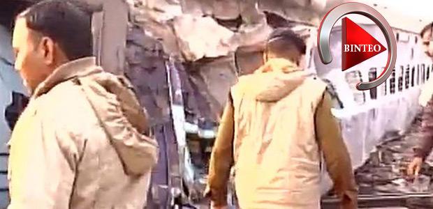 Ινδία: Σιδηροδρομικό δυστύχημα με δύο νεκρούς και 43 τραυματίες