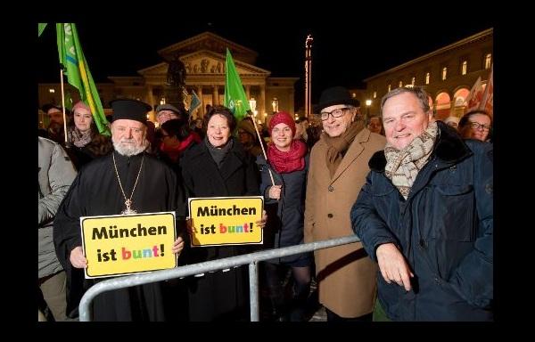 Διαδήλωση για τα θύματα του Βερολίνου με τη συμμετοχή Βολιωτών