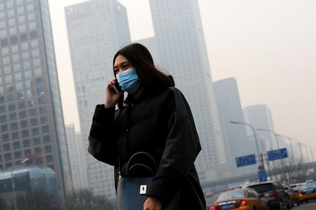 Σε πορτοκαλί συναγερμό το Πεκίνο για την ατμοσφαιρική ρύπανση