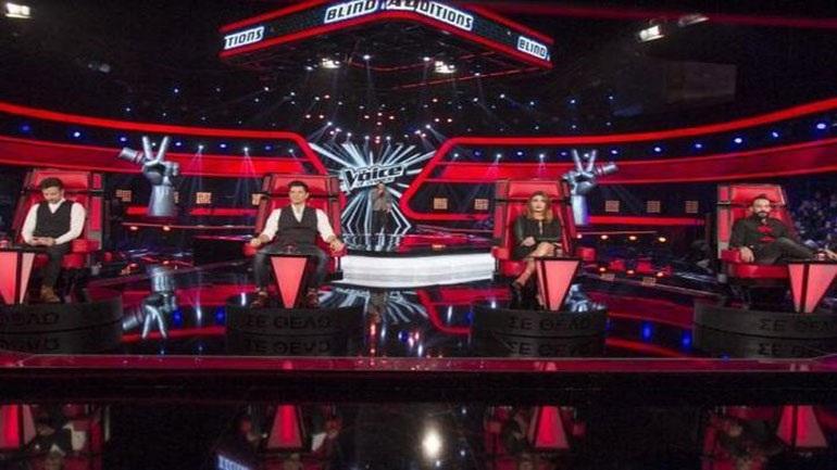 The Voice: Τι θα γίνει στο τελευταίο επεισόδιο των blind auditions