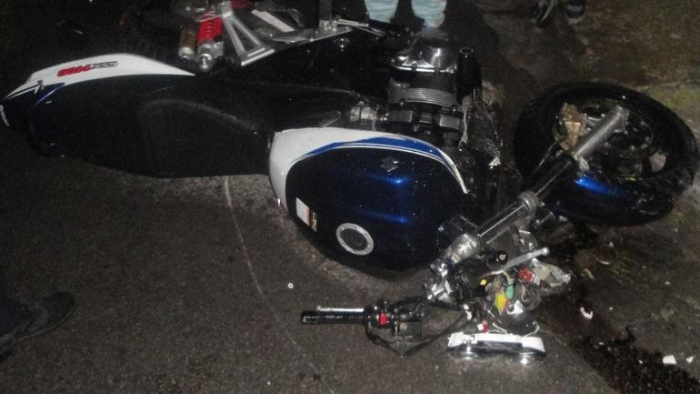 Λάρισα: Σοβαρός τραυματισμός 35χρονου σε σύγκρουση μηχανής με αυτοκίνητο