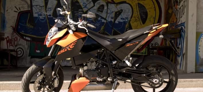 Ανάκληση 62 μοτοσικλετών ΚΤΜ μοντέλο 690 Duke
