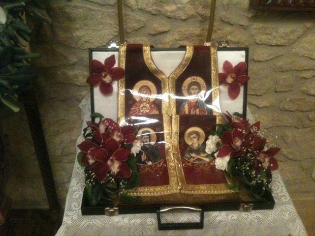 Ιερό λείψανο του Αγίου Εφραίμ στην Ευξεινούπολη