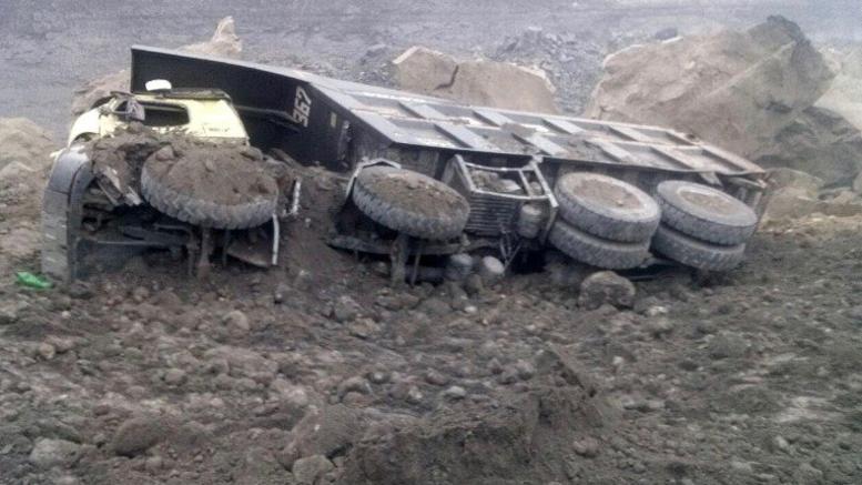 Τουλάχιστον 9 οι νεκροί από την κατάρρευση ανθρακωρυχείου στην Ινδία