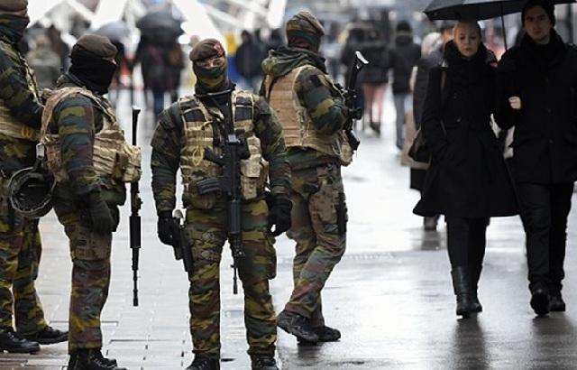 Δρακόντεια μέτρα ασφαλείας σε όλη την Ευρώπη ενόψει Πρωτοχρονιάς