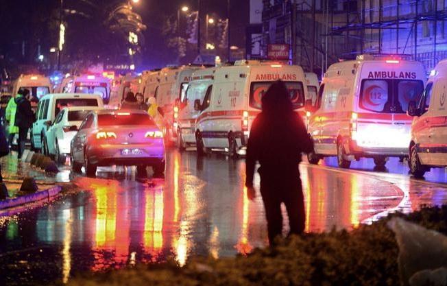 Το Ισλαμικό Κράτος ανέλαβε την ευθύνη για την επίθεση στην Κωνσταντινούπολη