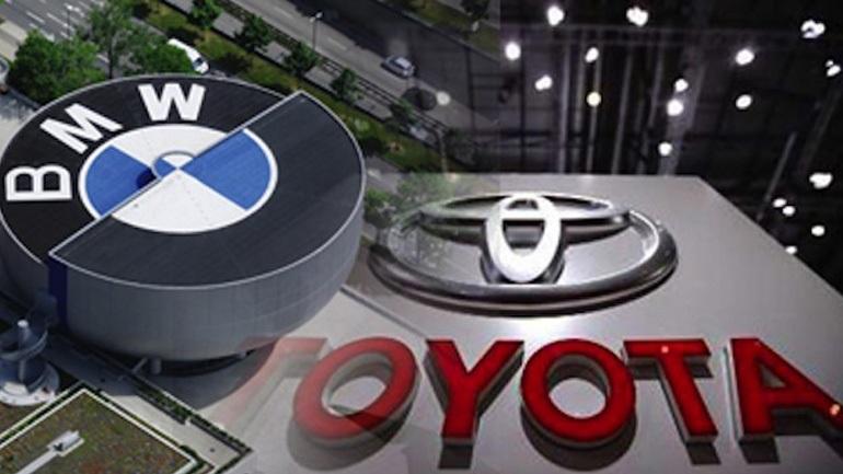 H Toyota θα πάρει τους κινητήρες της BMW
