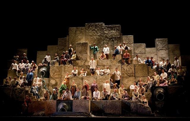 Οπερα στο Αχίλλειον, απευθείας από την Μετροπόλιταν Οπερα της Ν. Υόρκης