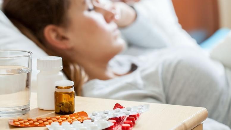 Αυξάνονται τα κρούσματα της εποχικής γρίπης