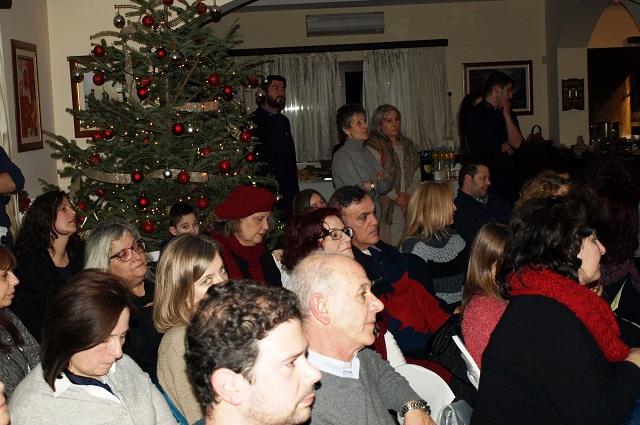 Χριστουγεννιάτικη γιορτή στην Κιβωτό του Κόσμου στο Βόλο