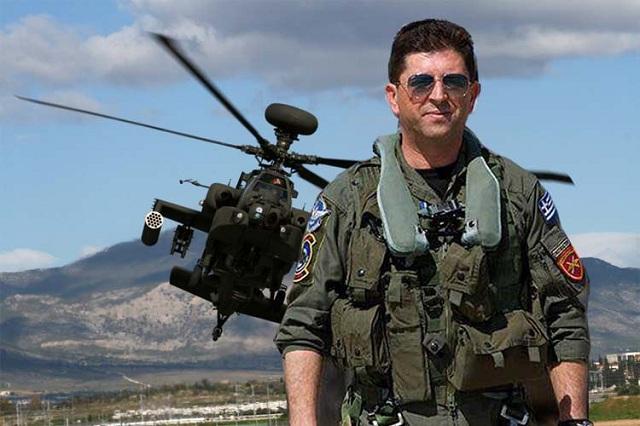 Έφυγε ο 52χρονος ιπτάμενος στα Απάτσι Θεόδωρος Καπετάνιος