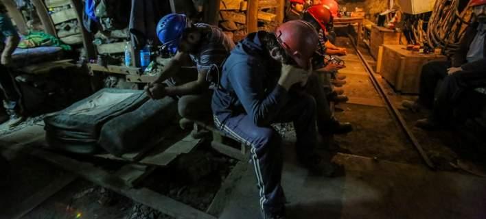 5 νεκροί ανθρακωρύχοι και 7 παγιδευμένοι από διαρροή υγραερίου