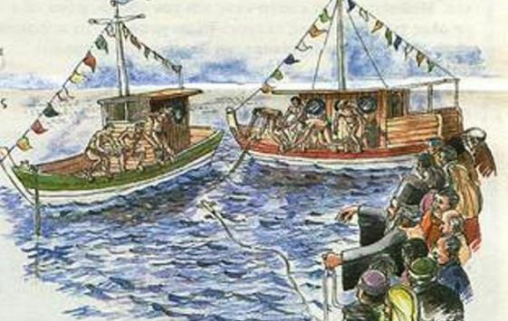 Τα νερά αγιάστηκαν οι καλικάντζαροι φεύγουν