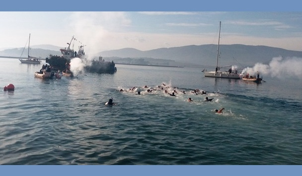 Ελεύθερος ο κυβερνήτης σκάφους που έριξε φωτοβολίδες και τραυμάτισε δύο άτομα