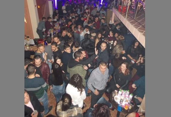 Επιτυχημένο πάρτι του Συλλόγου Νεολαίας Βελεστίνου «Ενοδία»