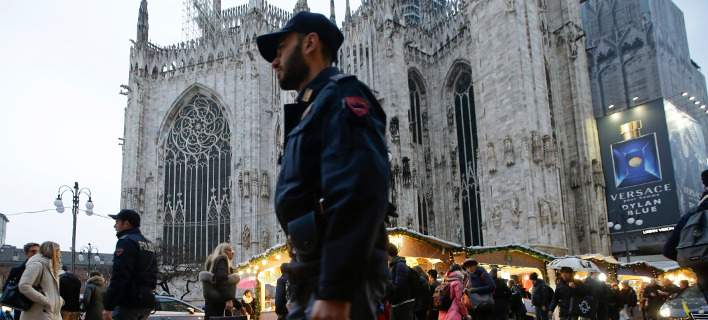 Ιταλική αστυνομία: Αργά ή γρήγορα θα δεχτούμε χτύπημα από τον ISIS