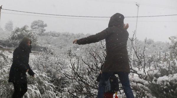 Κλειστά τα σχολεία στο Δήμο Ρήγα Φεραίου τη Δευτέρα λόγω παγετού