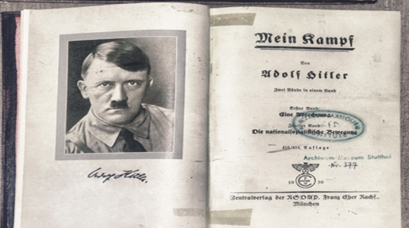 Best seller έγινε το βιβλίο του Χίτλερ «Ο Αγών μου» στη Γερμανία
