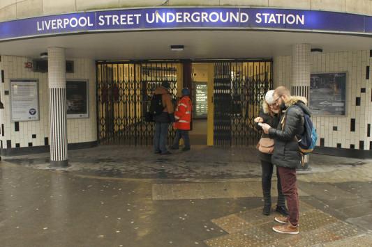 24ωρη απεργία στο μετρό του Λονδίνου
