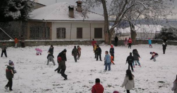 Κλειστά τα σχολεία σε Σποράδες, Αλμυρό, Ρήγα Φεραίο ως & την Παρασκευή