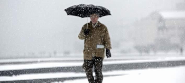 Ηλικιωμένος στην Καρδίτσα γλίστρησε στον πάγο, έπεσε και έχασε τη ζωή του