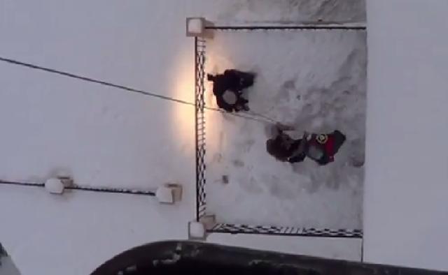 Εντυπωσιακό βίντεο από διάσωση στη Σκόπελο με Super Puma
