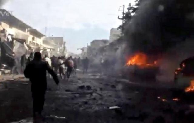 Εξι άμαχοι, ανάμεσά τους 4 παιδιά, νεκροί στο Χαλέπι, παρά την κατάπαυση του πυρός