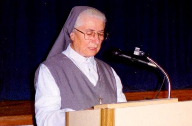 Επιμνημόσυνη δέηση για την Αδελφή Σμαράγδα Ρούσσου