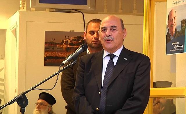 Βελτίωση των ακτοπλοϊκών συγκοινωνιών ζητάει ο δήμαρχος Σκιάθου Δ. Πρεβεζάνος