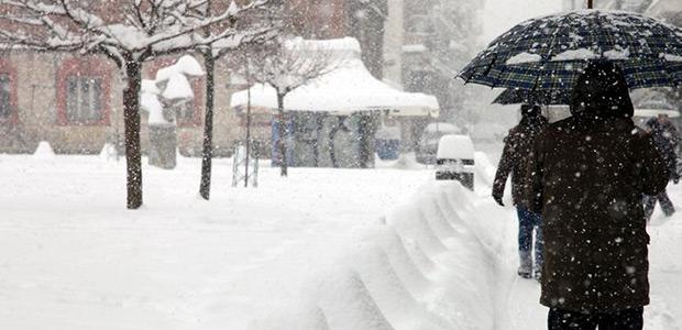 Μετά την Αριάδνη έρχεται ο... Βίκτωρ: Νέος χιονιάς από απόψε - Που θα χτυπήσει