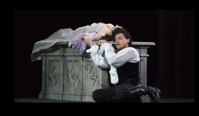 Η θρυλική όπερα του Γκουνό, Ρωμαίος και Ιουλιέτα στο Αχίλλειον