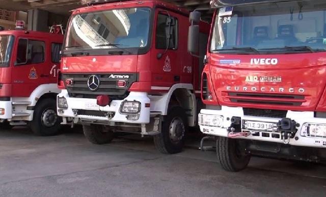 Χωρίς νερό επί μέρες η Πυροσβεστική στη Β' ΒΙΠΕ Βόλου