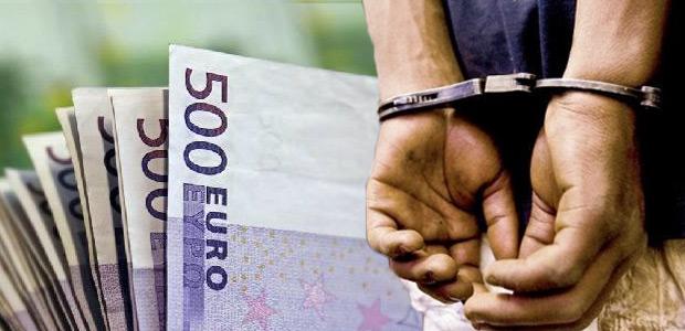 36χρονος διακινούσε στο Βόλο πλαστά 500ευρα
