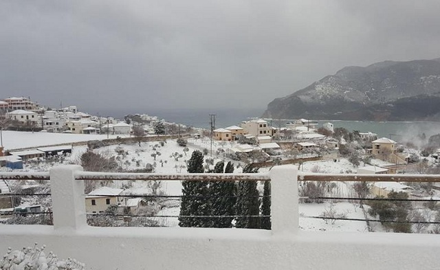 Σκόπελος: Αρχίζει η καταγραφή ζημιών