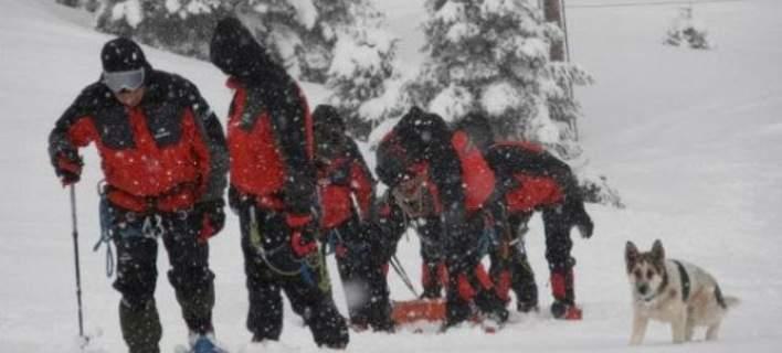 Αγνοείται γυναίκα στα χιονισμένα Αγραφα