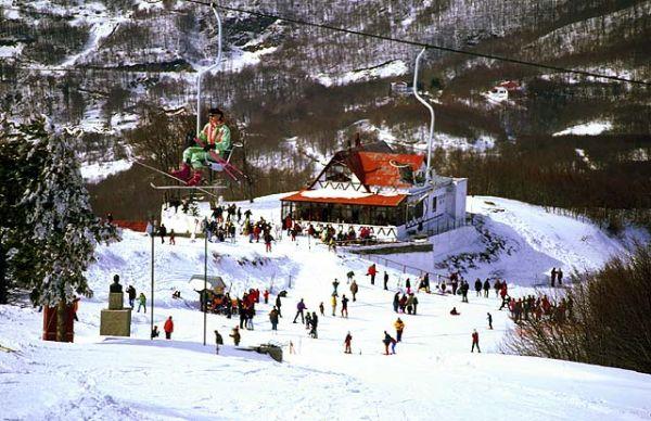 Ανοικτό σήμερα το Χιονοδρομικό Πηλίου