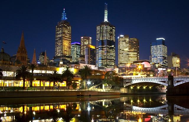Επίσημη επίσκεψη στη Μελβούρνη