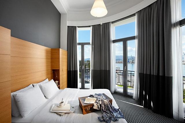Μέλη του ΣΕΤΕ από το 2017 το Porto Palace και το Aegli Hotel