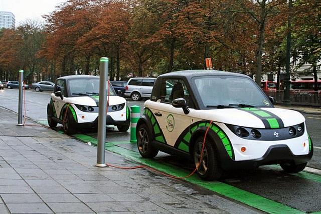 Περιορίζεται η κίνηση πετρελαιοκίνητων οχημάτων σε μεγάλα ευρωπαϊκά αστικά κέντρα