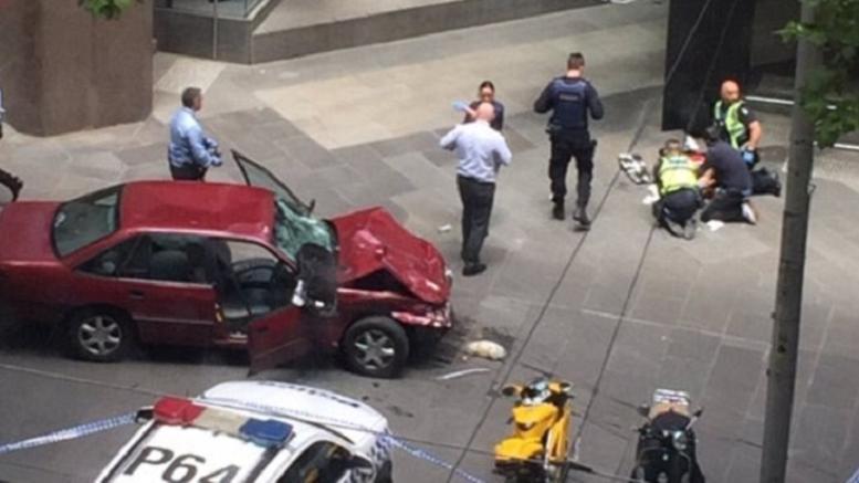 Μελβούρνη: Ελληνικής καταγωγής ο δράστης επίθεσης με 3 νεκρούς