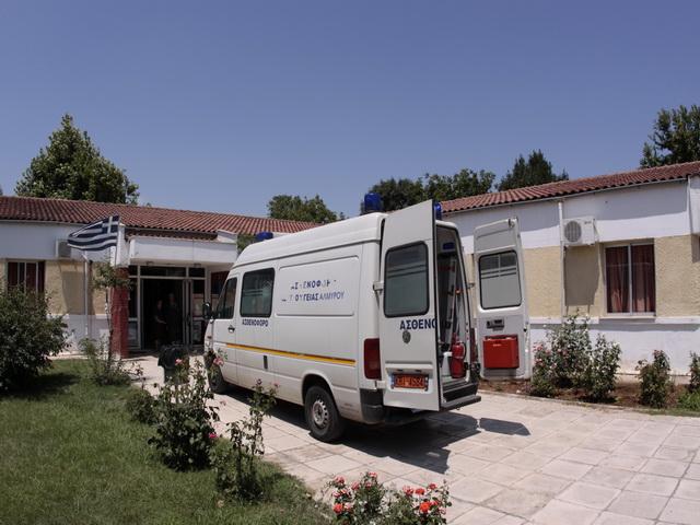 Σύγκρουση τριαξονικού με φορτηγάκι στην Ευξεινούπολη