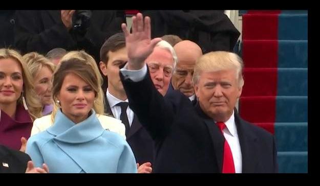 Ορκίστηκε ο Τραμπ: «Από σήμερα αλλάζουν όλα»