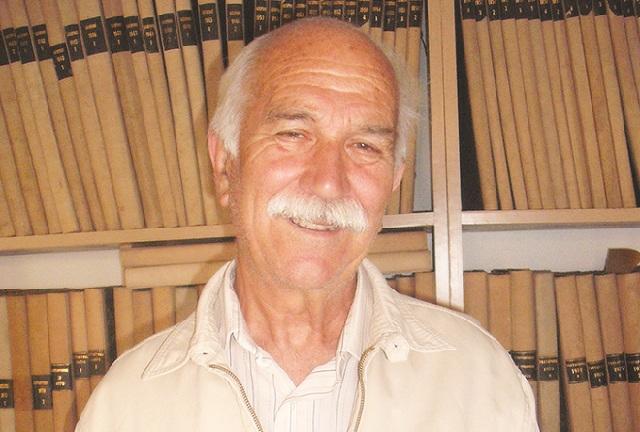 Τριάντα έξι χρόνια στην έδρα ο Γιάννης Πατρίκος