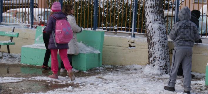 Ανοίγουν αύριο το δημοτικό σχολείο και νηπιαγωγείο στο Πουρί