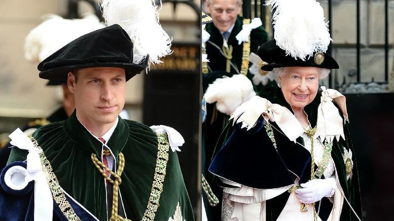 Ο Γουίλιαμ μετακομίζει στο Λονδίνο για να αναλάβει τον θρόνο