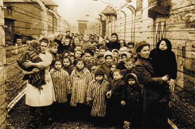 Μνήμες Ολοκαυτώματος στο Βόλο