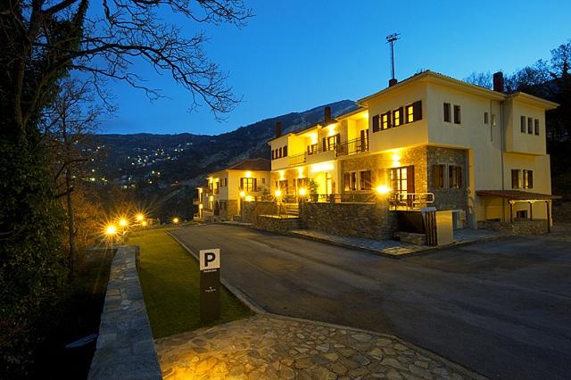 Πανελλήνια διάκριση ξενοδοχείου της Πορταριάς